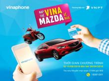 VinaPhone liên tục tri ân khách hàng bằng các chương trình khuyến mại với giải thưởng hấp dẫn