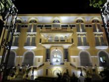 Chiếu sáng toàn bộ Bảo tàng Mỹ thuật Thành phố Hồ Chí Minh 5 tiếng trong đêm
