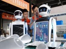 Thị trường robot của Trung Quốc sụt giảm vì chiến tranh thương mại