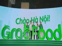 Chính thức triển khai dịch vụ giao nhận thức ăn GrabFood tại Hà Nội