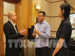 Tp Hồ Chí Minh: Kết nối doanh nhân kiều bào với doanh nghiệp trong nước