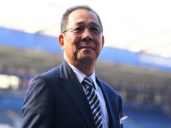 Leicester City xác nhận Chủ tịch Vichai Srivaddhanaprabha tử vong trong vụ rơi máy bay riêng