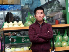 Doanh nhân Nguyễn Khánh Trình: Liều và đam mê với thực phẩm sạch