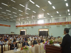 Thị xã Tân Uyên ( Bình Dương) gặp gỡ, tuyên dương Doanh nghiệp Hội nhập và Phát triển 2018