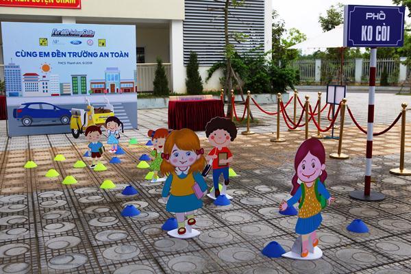 Ford Việt Nam: Đẩy mạnh các hoạt động vì cộng đồng trong Tháng Chăm sóc toàn cầu 2018
