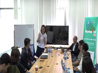 Startup Việt 2018 trình làng và học kỹ năng gọi vốn