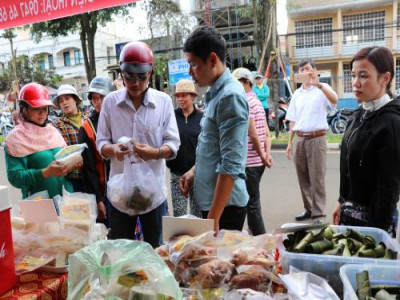 Khó khăn liên kết doanh nghiệp và người tiêu dùng trong tiêu thụ nông sản