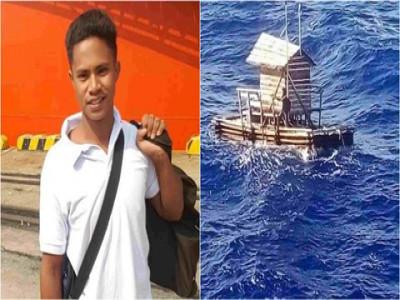 Thần kỳ nam thanh niên Indonesia sống sót sau 49 ngày lênh đênh trên biển