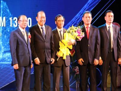 Phó Thủ tướng Trương Hòa Bình: Cộng đồng doanh nhân rất năng động, sáng tạo, tự lực, tự cường