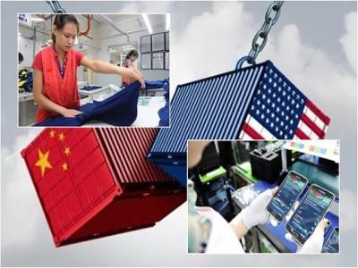 Cơ hội và thách thức từ chiến tranh thương mại Mỹ- Trung