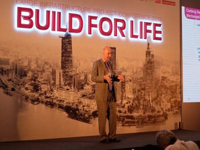 Hội nghị Triển vọng cơ sở hạ tầng 2018: Xây dựng sáng tạo và bền vững cho đô thị Việt Nam