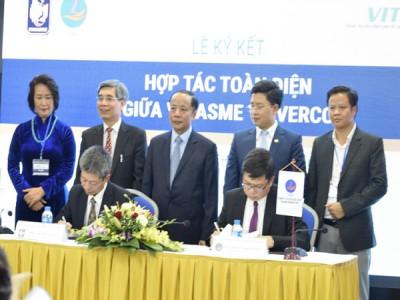 Ký kết hợp tác giữa Hiệp hội DNNVV Việt Nam  và Công ty Cổ phần Tái cấu trúc Doanh nghiệp Việt