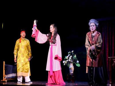 Sân khấu Lệ Ngọc mang vở kịch Kim Tử và Ngũ Biến đến với khán giả Thành phố Hồ Chí Minh