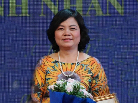 """Trò chuyện với nữ doanh nhân ví nông sản Việt như """"cô gái quê danh giá""""..."""