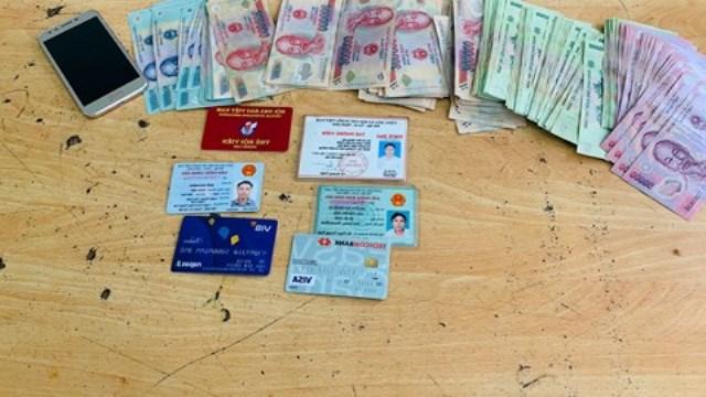 Thanh Hóa: Bắt quả tang đối tượng mạo danh nhà báo, tống tiền doanh nghiệp