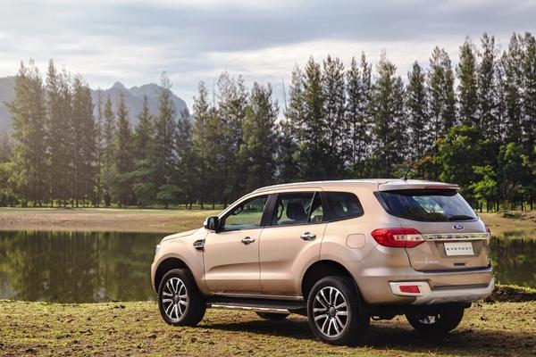 Ford Việt Nam công bố doanh số bán hàng tháng 9 tăng kỷ lục với 2.337 xe bán ra