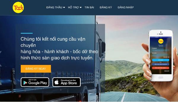 Tadi.biz thêm lựa chọn cho taxi công nghệ