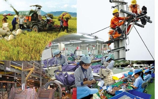 Nhiều yếu tố thúc đẩy kinh tế Việt Nam tăng trưởng