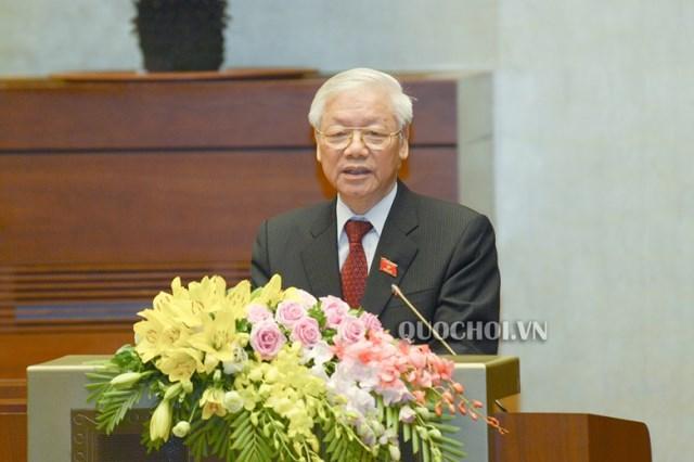 """Chủ tịch nước Nguyễn Phú Trọng: """"Tôi vừa mừng, vừa lo""""!"""
