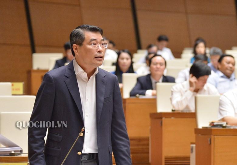 Thống đốc Lê Minh Hưng trả lời về thời điểm bỏ quy định trần lãi suất