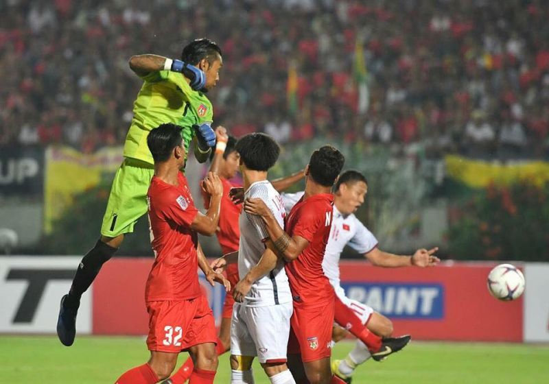 """Cục diện bảng A AFF Cup 2018: Việt Nam """"ngư ông đắc lợi"""""""
