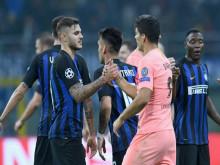 Champions League 2018/2019: Inter, Napoli chia điểm trước Barca và PSG