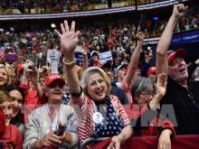 Đảng Cộng hòa giành chiến thắng, tiếp tục kiểm soát Thượng viện