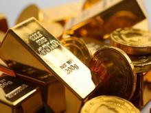 Giá vàng trong nước liên tục đi xuống