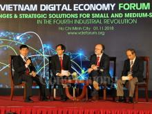 Doanh nghiệp Việt gặp nhiều thách thức phát triển trong nền kinh tế số