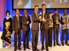 Quảng Ninh nhận giải thưởng ASOCIO 2018