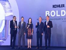 Kohler đánh dấu cột mốc 12 năm tại Việt Nam