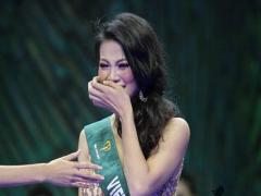 Nhìn lại hành trình khắc nghiệt đến với vương miện Hoa hậu Trái đất của Phương Khánh