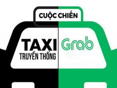 Cuộc chiến chưa hồi kết giữa taxi truyền thống - công nghệ