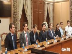 Các tỉ phú công nghệ Silicon Valley tìm gì ở Việt Nam?