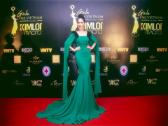 Nữ hoàng Thương hiệu Ô tô Châu Loan lộng lẫy tham gia sự kiện vinh danh Hoa hậu, người đẹp Việt Nam