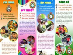 Royal International School: Giúp trẻ thông minh, tư duy sáng tạo tốt hơn