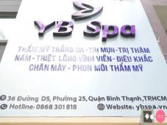 Nghi vấn chi nhánh Yb Spa cung cấp dịch vụ thẩm mỹ xâm lấn trái phép?