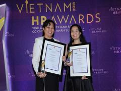 Nestlé Việt Nam năm thứ 2 liên tiếp  được vinh danh tại HR AWARDS