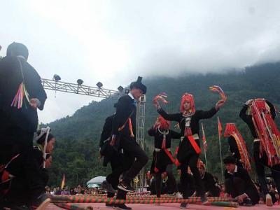 Bắc Mê - sức hút mới của du lịch Hà Giang