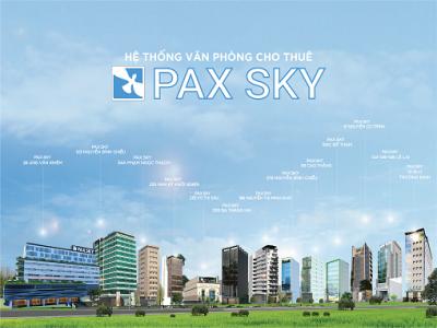 TP HCM: Pax Sky- Hệ thống văn phòng cho thuê đẳng cấp