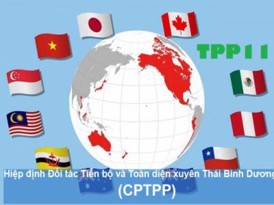 Hiệp định CPTPP - cơ hội và thách thức