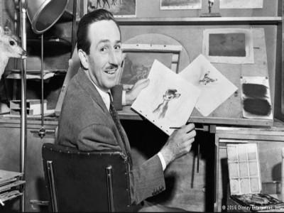 Câu chuyện ẩn sau thành công của người đàn ông cổ tích Walt Disney