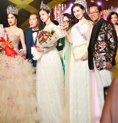 Hoa hậu duyên dáng Toàn cầu Thu Hạnh