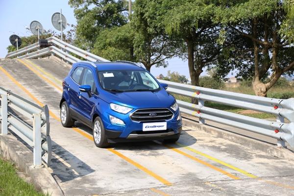 Ford Việt Nam: Doanh số tháng 10/2018 tăng 12% với 2.574 xe đến tay khách hàng