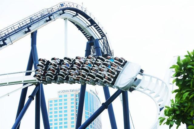 Vé vui chơi Dragon Park tại Hạ Long chỉ còn 50.000 đồng