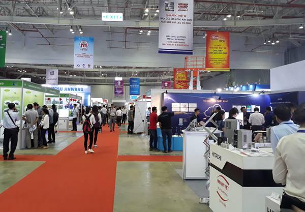 Triển lãm Vinamac Expo, Vinachem Expo, Chinachem, VinaCoatings và VietnamTexprint 2018