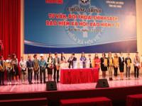 Gần 1000 NLĐ tại các khu công nghiệp tỉnh Bắc Ninh đối thoại chính sách BHXH, BHYT