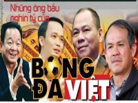 Những ông bầu nghìn tỷ của bóng đá Việt Nam