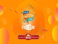 Khai mạc Ngày mua sắm trực tuyến 2018 - thêm cơ hội trải nghiệm dịch vụ thương mại điện tử uy tín