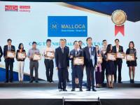 Malloca nhận cú đúp giải thưởng uy tín trong năm 2018